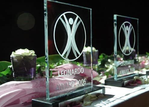 Fischer Orthopädie Leonardo Award