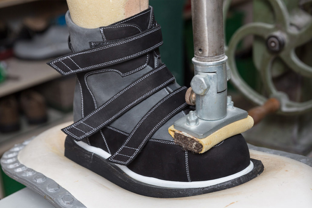 Orthopädische Schuhe nach Maß   Orthopädie Fischer