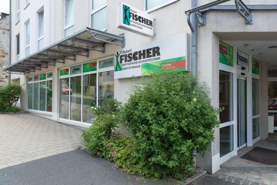 Fischer Orthopädie Kontakt Ärztehaus Wunsiedel