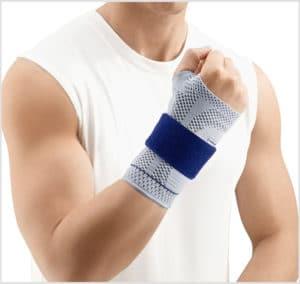 Fischer Orthopädie Leistungen Bandagen Handgelenk
