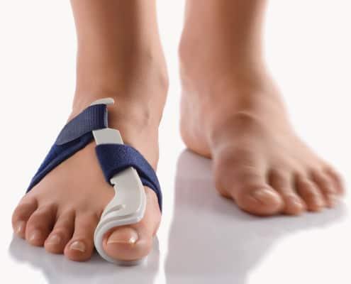 Fischer Orthopädie Orthesen Fuß- und Unterschenkel 1